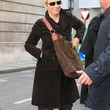 Annie Lennox Clothes - Pea Coat