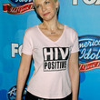 Annie Lennox Clothes - V-Neck Tee