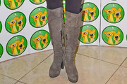 Anthea Turner Knee High Boots
