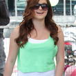 Ariel Winter Crop Top