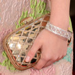 Ariel Winter Handbags - Hard Case Clutch
