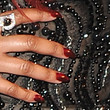 Ashanti Red Nail Polish