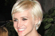 Ashlee Simpson Short Straight Cut