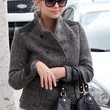 Ashley Benson Fitted Jacket