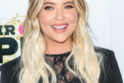 Ashley Benson Long Hairstyles