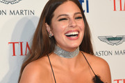 Ashley Graham Long Hairstyles