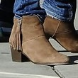 Ashley Greene Ankle boots