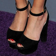 Ashley Madekwe Platform Sandals