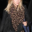 Ashley Olsen Accessories - Patterned Scarf