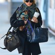Ashley Olsen Clothes - Wool Coat