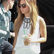 Ashley Tisdale Clothes - Loose Blouse