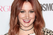 Ashley Tisdale Shoulder Length Hairstyles
