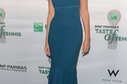 Aviva Drescher Fishtail Dress