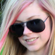 Avril Lavigne Sunglasses - Aviator Sunglasses