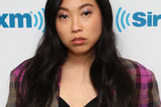 Awkwafina Long Hairstyles