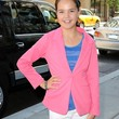 Bailee Madison Blazer