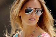 Bar Refaeli Aviator Sunglasses