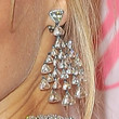 Bar Refaeli Diamond Chandelier Earrings