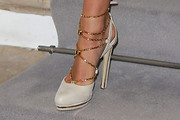 Bar Refaeli Evening Pumps