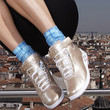 Bar Refaeli Leather Sneakers