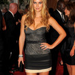 Bar Refaeli Strapless Dress