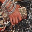 Barbara Gandolfi Handbags - Sequined Clutch