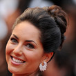 Barbara Mori Hair - French Twist