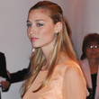Beatrice Borromeo Hair - Half Up Half Down