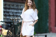 Behati Prinsloo Day Dress