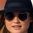 Behati Prinsloo Sunglasses - Round Sunglasses