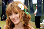Bella Thorne Hair Bow