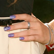 Bella Thorne Beauty - Nail Art