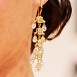 Berenice Bejo Jewelry - Diamond Chandelier Earrings