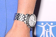 Bethenny Frankel Sterling Bracelet Watch