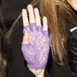 Beyonce Knowles Accessories - Fingerless Gloves