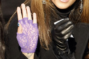 Beyonce Knowles Fingerless Gloves