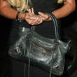 Bridget Marquardt Leather Shoulder Bag