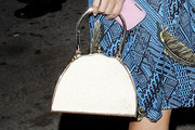 Bridget Marquardt Patent Leather Purse