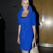 Brigitte Nielsen Clothes - Cocktail Dress