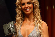 Britney Spears Long Curls