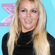 Britney Spears Long Straight Cut with Bangs