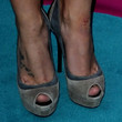 Britney Spears Peep Toe Pumps