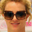 Britney Spears Square Sunglasses