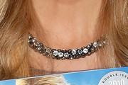 Brooklyn Decker Gemstone Choker Necklace