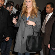 Brooklyn Decker Wool Coat