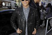 Bruno Mars Leather Jacket