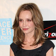 Calista Flockhart Hair - Layered Cut