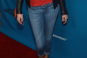 Camilla Luddington Capri Jeans