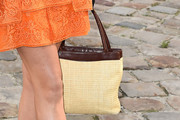 Camille Rowe Tote Bags