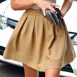 Candice Swanepoel Clothes - Mini Skirt
